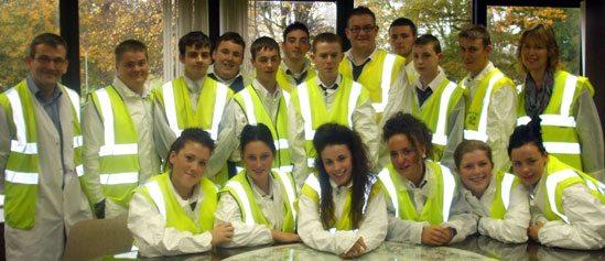 LCA 2010-2011 : Tour of Ballygowan