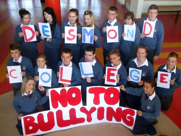 5th Years Launch Anti-Bullying Week 2010-2011