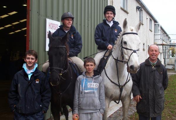 Equestrian 2010-2011 : At Clonshire Interschools Championship