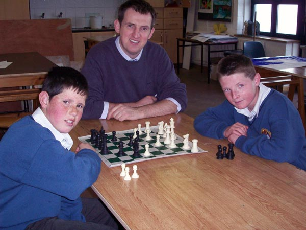 JCSP 2010-2011 : Chess Initiative