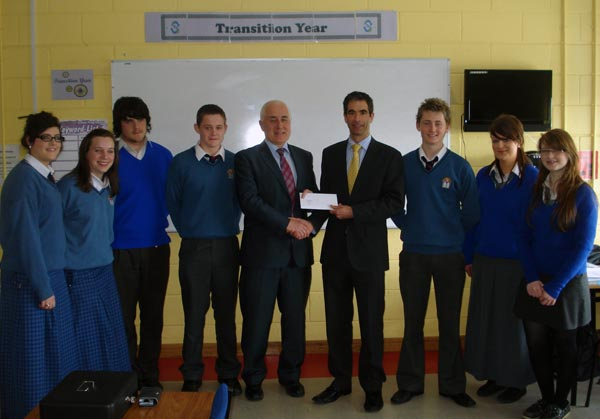 Transition Year 2010-2011 : Credit Union