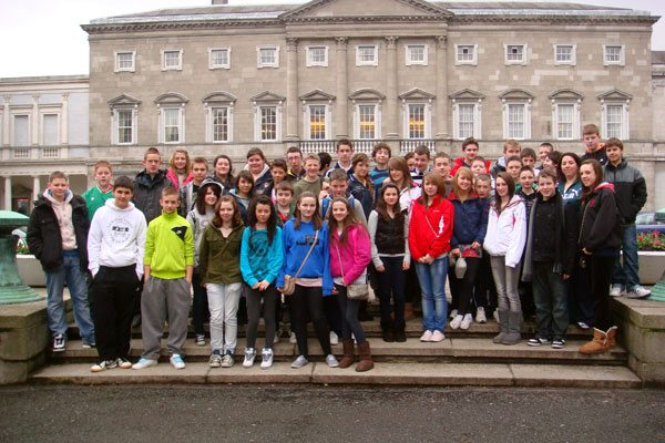 Tours 2010-2011 : CSPE Trip to Dublin