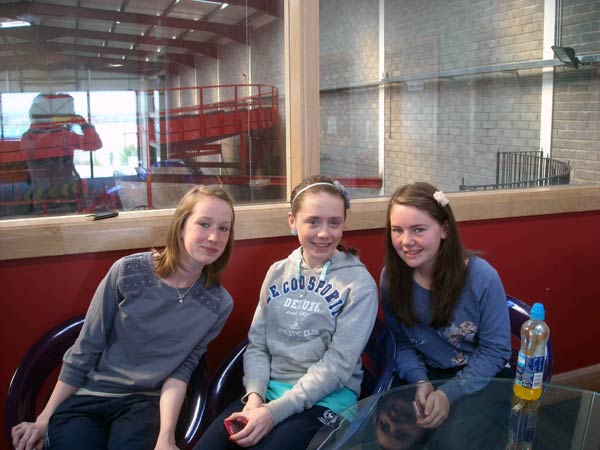 Tours 2010-2011 : Homework Club Trip
