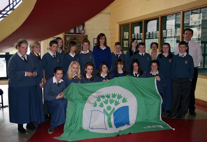 Desmond College : Green School : Flag Energy Committee