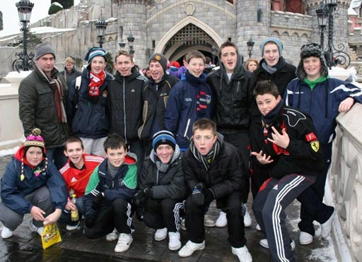 Tours 2010-2011 : 2nd year trip to Paris