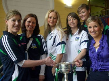 2010-2011 Football : All ireland limerick ladies football champions