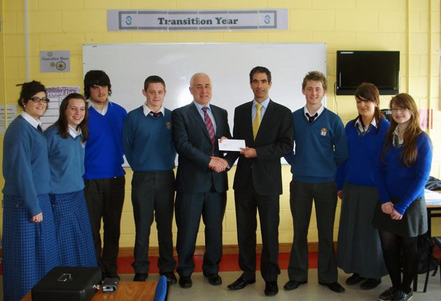 Desmond College Transition Year 2011 Credit Union