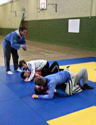 2010-2011 Transition Year : Judo Wrestling