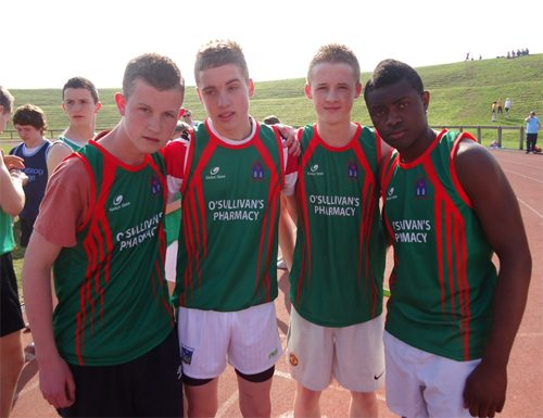 Desmond College Athletics competitors 2011-2012