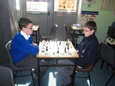 2010-2011 : Chess
