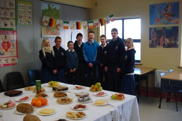 Desmond College German Breakfast Morning 2013