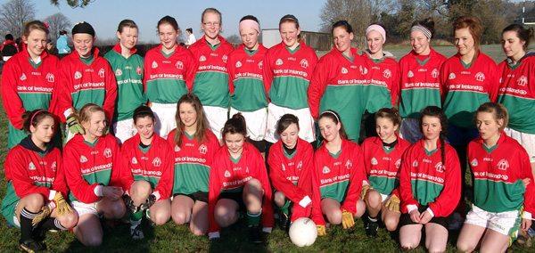 Football 2010-2011 : Girls Football