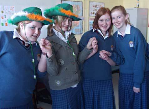 2010-2011 Seachtain Na Gaeilge : Irish Dancers