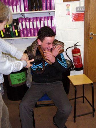 JCSP 2010-2011 : Animal Magic