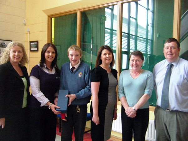Desmond College Bank of Ireland Awards 2011