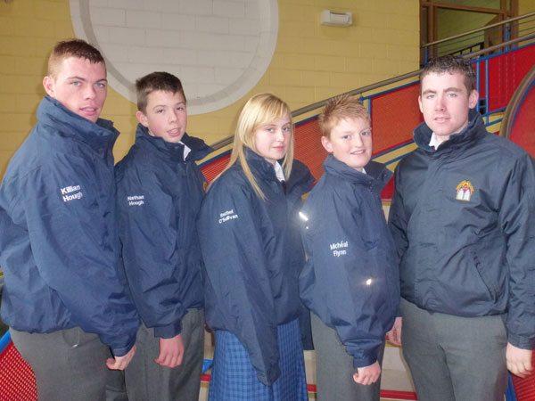 Desmond College Equestrian Team 2011-2012