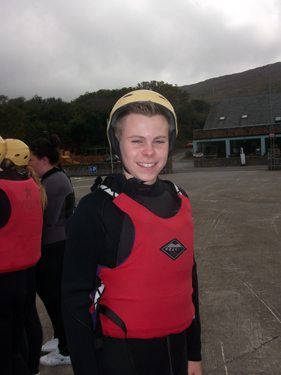 2011 - 2012 : Desmond College Transition Year Trip to Kenmare