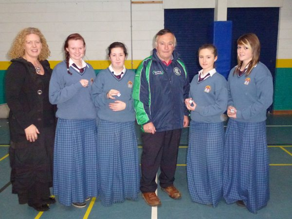 2011 - Desmond College - Camogie Awards