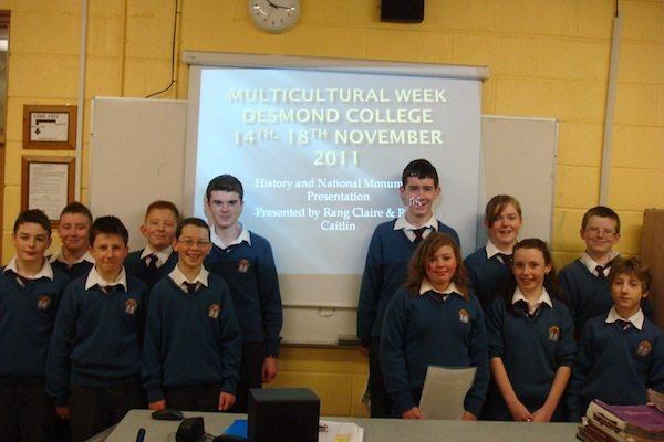 2011 - Multicultural Week - Desmond College