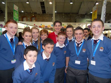 Desmond College Newcastle West Limerick VEC Young Scientist Competition 2012