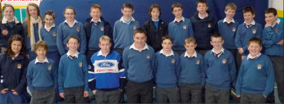 2012 Blackrock Observatory Presentations: Gaelscoil students, first year science students and fifth year physics students from newcastle west schools