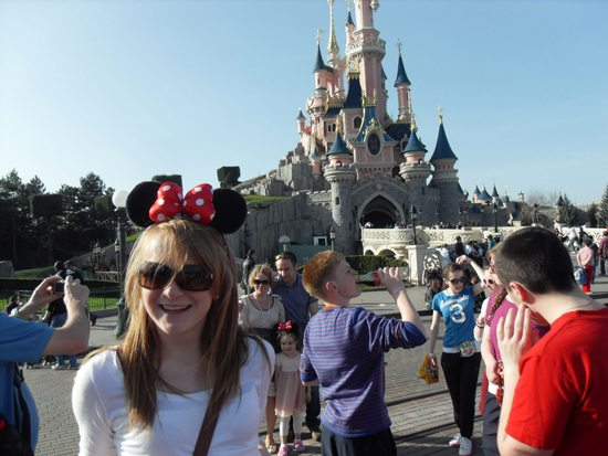 Newcastlewest, Secondary school tour : 2nd year trip to france : EuroDisney