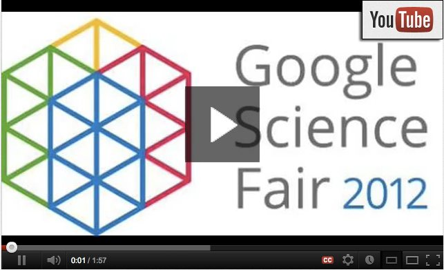 Link to YouTube video about InVigil8 by Desmond College students showing at the Google Science Fair 2012