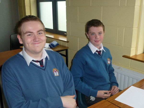 Limerick VEC Mentorship programme run by Desmond College