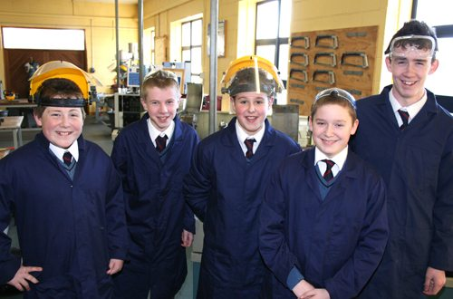 Desmond College students selected for BT Young Scientist Competition 2013