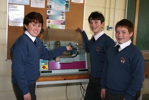 Successful Desmond College Students picked to Participate in BT Young Scientist Competition 2013