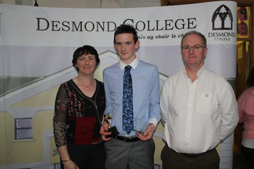 Desmond College Student Awards 2011 - 2012