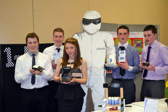 Desmond College Student Enterprise Award 2013 competitors : F21D