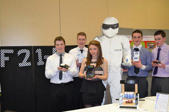Desmond College Student Enterprise Award 2013 competitors : F21-D