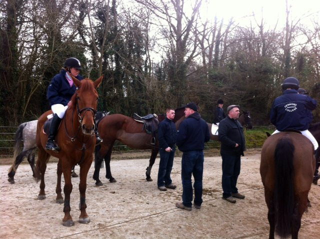 Equestrian Team compete in Inter-schools Competition in Clonshire Adare