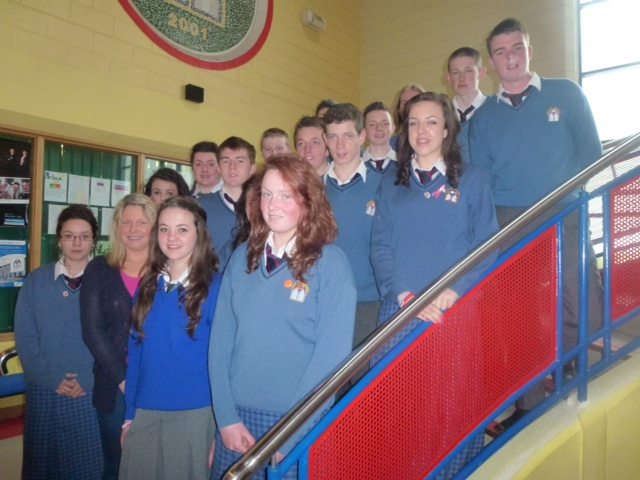 Young Social Innovators 2013 from Desmond College Newcastle West County Limerick