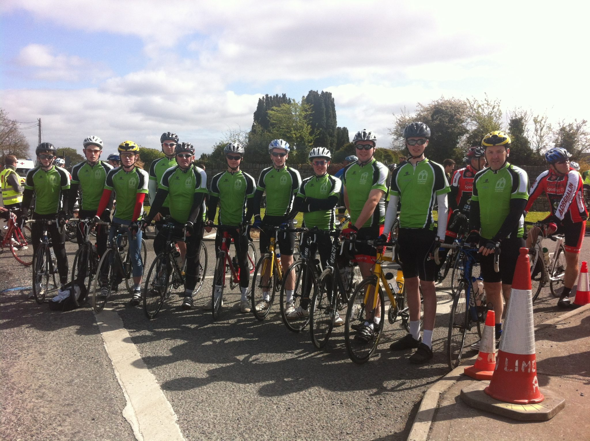 Desmond College Cycle Club