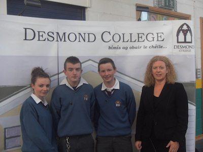 Desmond College Award Ceremony 2012 - 2013