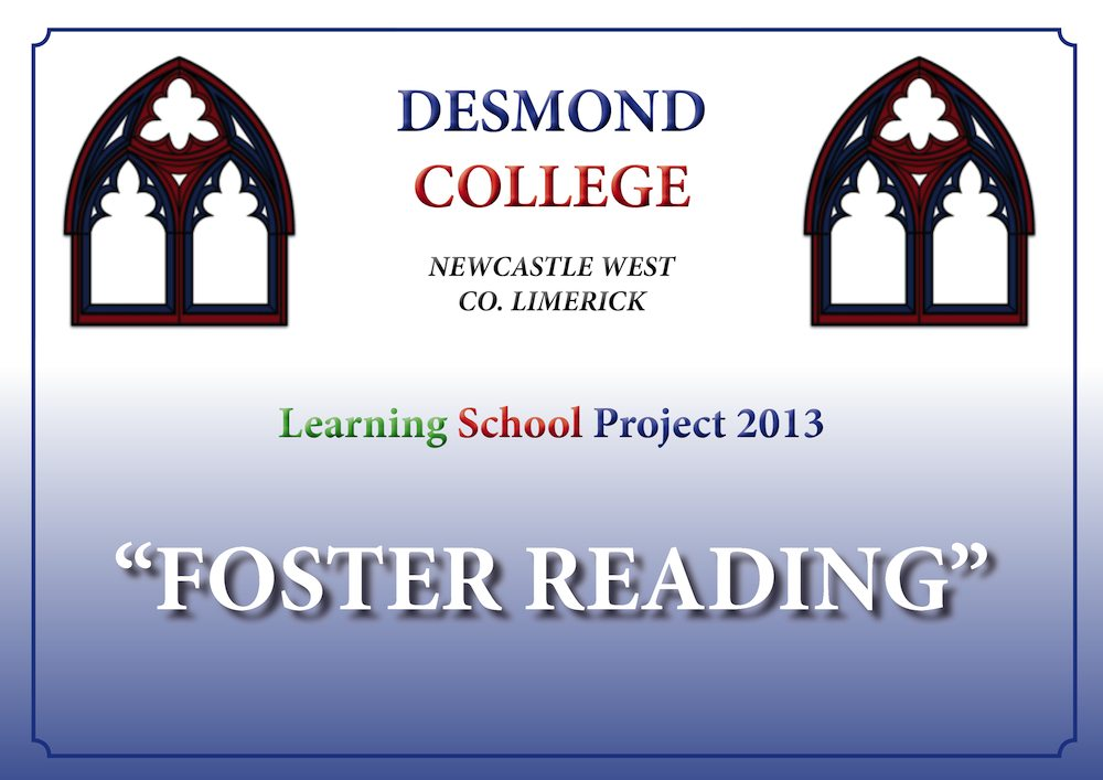 Learning School Project: Desmond College