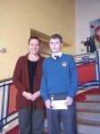 Friendship Week Poetry Competition Winners 2013: Desmond College