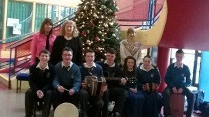 Desmond College Trad Music Group
