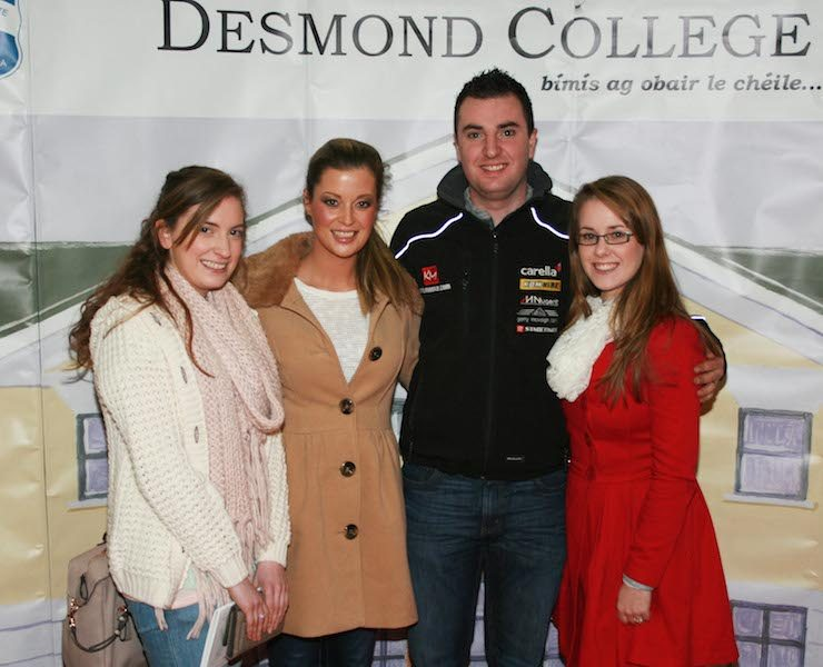 Desmond College BT Young Scientists Past and Present Jan 2014
