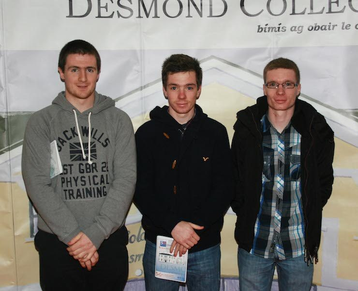 Desmond College's unique event celebrating 50 years of the Young Scientist competition