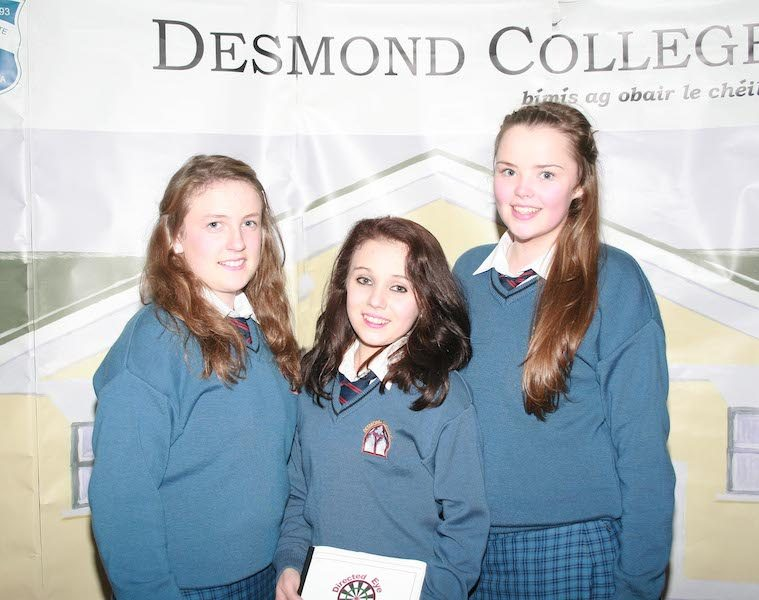 A Brochure accompanied the evening to celebrate the present and past students involved in BT Young Scientist Competition
