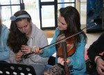 St. Patrick's Day Traditional Music in Desmond College by Draíocht
