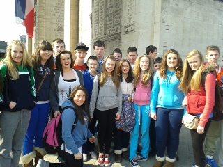 School Tour 2014 to Paris