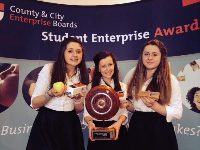 Enterprise Awards Winners From Desmond College 2014:Teachers P.E.T.