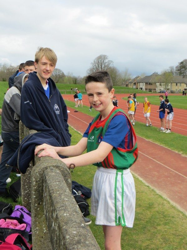 Limerick and Clare ETB Sports Day