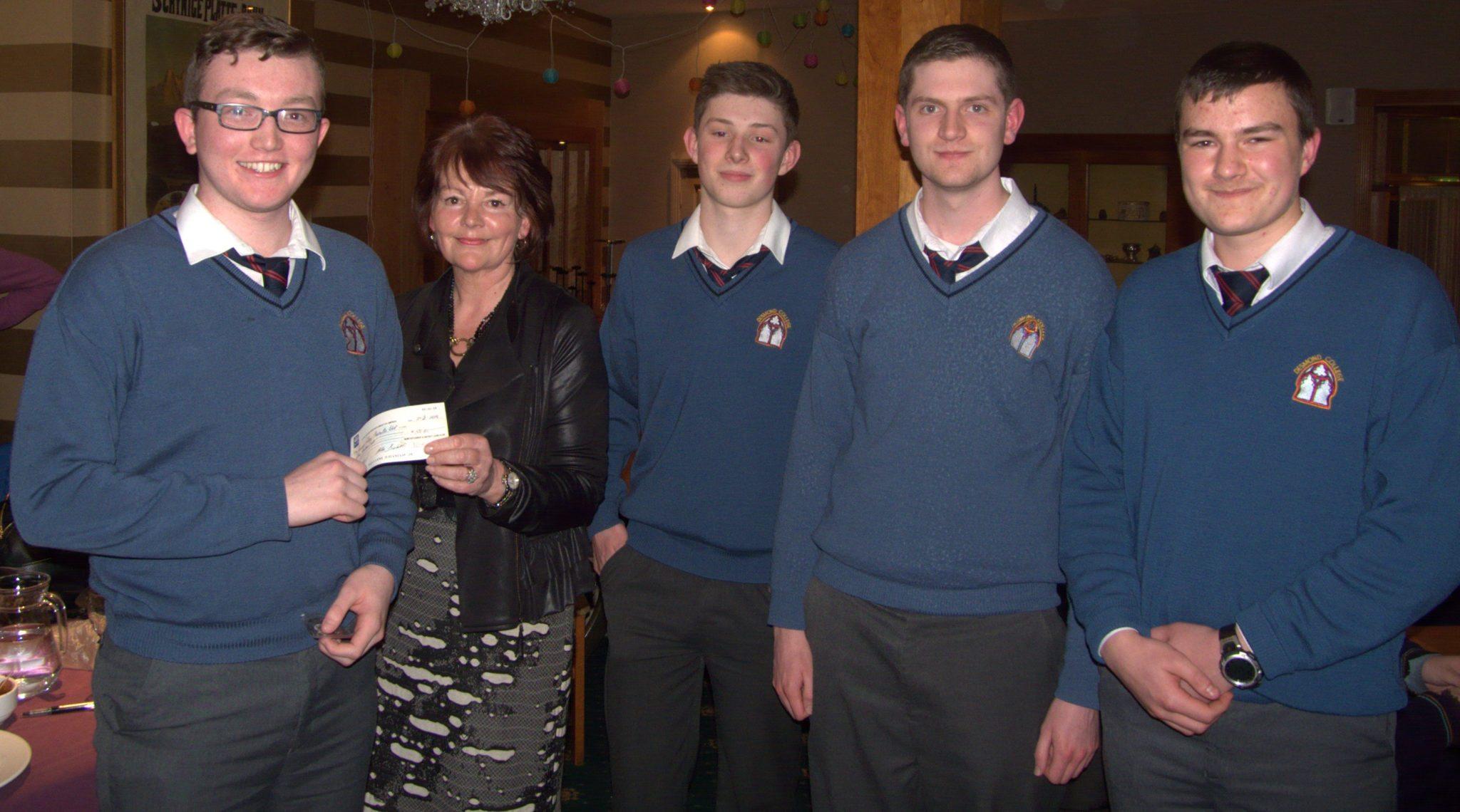 Desmond College, Newcastle West Senior winners