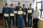 3rd and 5th Year Awards 2014