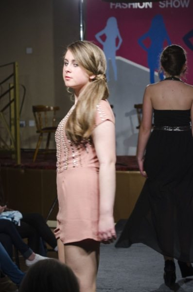 Desmond College Fashion Show in Conjunction with Ursula Stokes Model Agency